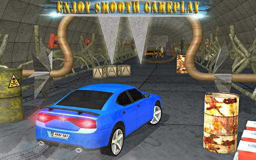 3D Automobilový pohon: automobil Dálnice uniknout screenshot 2