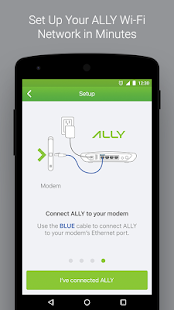 ALLY - Whole Home Wi-Fi System- screenshot thumbnail