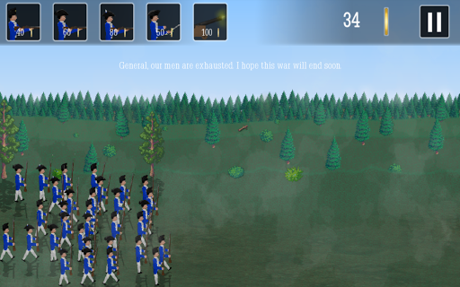 Muskets of America 1.1.7 {cheat|hack|gameplay|apk mod|resources generator} 2