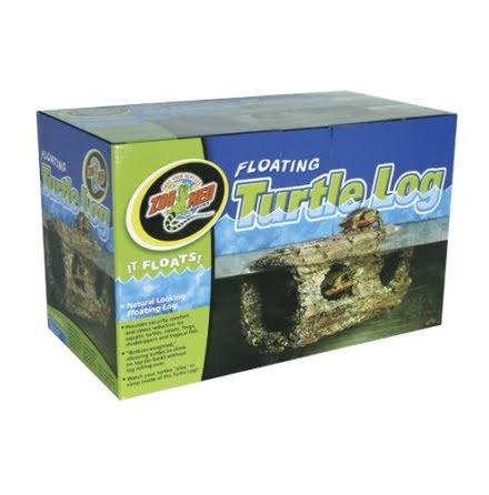 Turtle Log Flytande