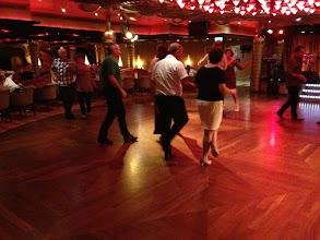 Photo: Flash-Dance en piste
