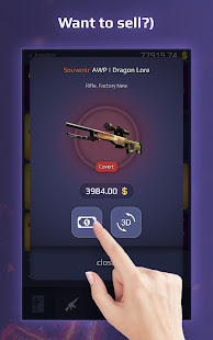 Game Case Royale - case opening simulator for CS GO APK for Windows Phone