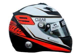Photo: The helmet of Kimi Raikkonen (FIN), Lotus F1 Team.Formula One Testing, Day 3, Jerez, Spain, Thursday 9 February 2012.