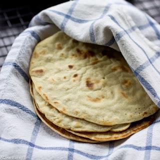 Grain Free Tortillas.