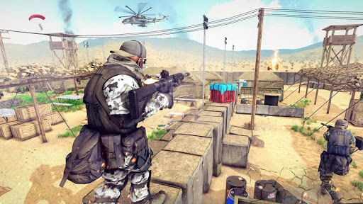 Commando Action : PVP Team Battle - Free Game 1.1.2 screenshots 6