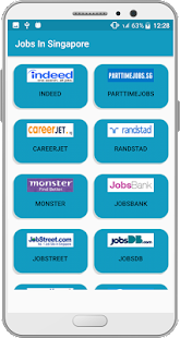 Jobs In Singapore 2018 - náhled