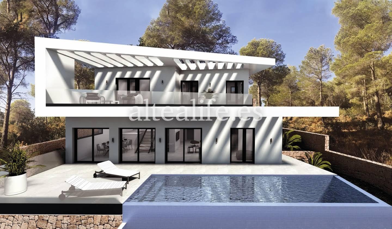 Chalet avec terrasse Altea