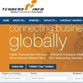 Tenders App from Tendersinfo