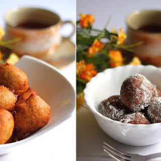 Kuih Kodok (Deep Fried Banana Balls)
