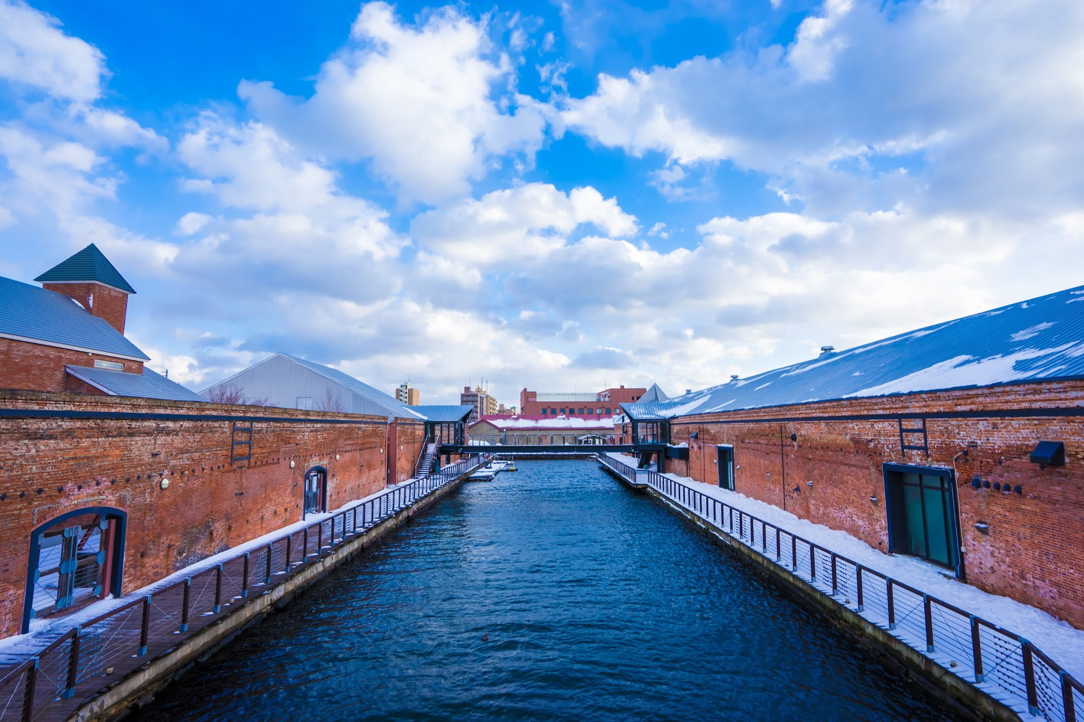 Hakodate Bay area Kanemori Red Brick Warehouse4