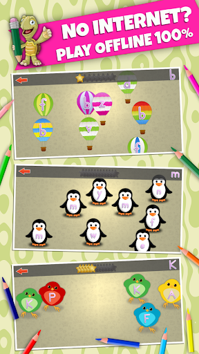 LetraKid: Writing ABC for Kids Tracing Letters&123 1.9.0 screenshots 6