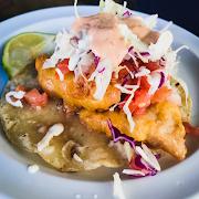 Bajamar Fish Taco