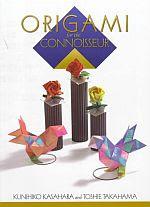 Photo: Origami for the Connoisseur by Kunihiko Kasahara, Toshie Takahama  Kodansha International; 1998  ISBN 4817090022  Dimensions (in inches): 0.51 x 10.02 x 7.1