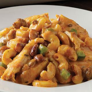 Chicken Fiesta Chili Mac.