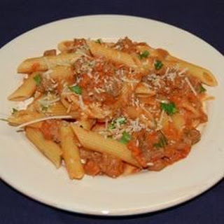 Penne Pasta With Sausage Vodka Sauce Recipes
