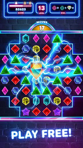 Jewels Quest 2 - Glowing Match 3 1.0.0 screenshots 3