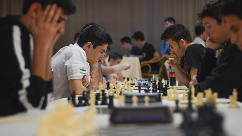 Final Campeonatos de Andalucía de Menores de Ajedrez.