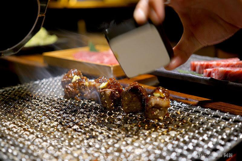 台北燒肉店,吳桑燒肉-3