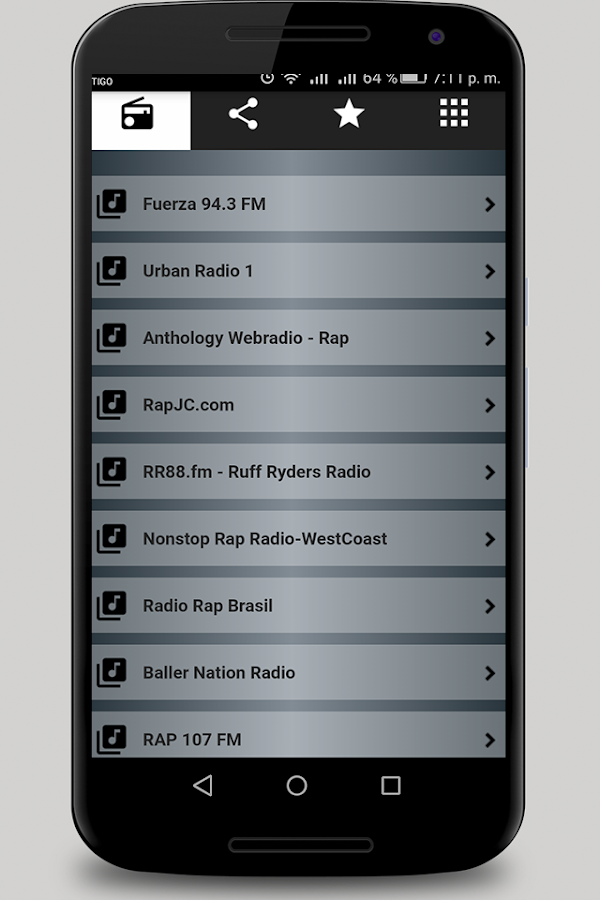 Rap Music - Android Apps on Google Play