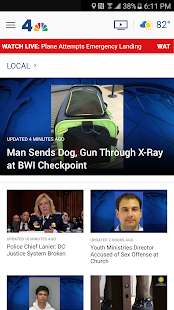 NBC4 Washington- screenshot thumbnail