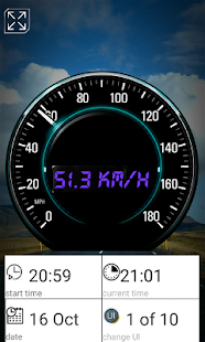 Speedometer- screenshot thumbnail