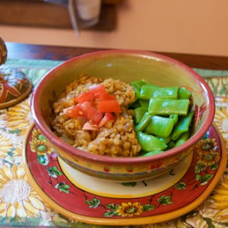 Ethiopian Berbere Lentil Stew.
