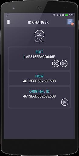 Device ID Changer 1.12 screenshots 3