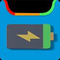 Notch & S10 Battery bar - Live wallpaper icon