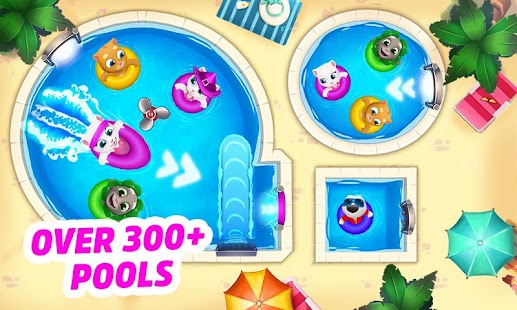 Talking Tom Pool- screenshot thumbnail