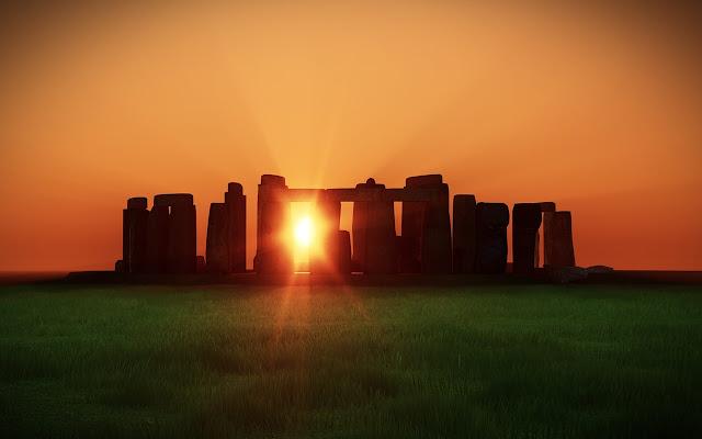 Stonehenge - New Tab in HD