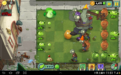 Plants vs Zombies 2 Mod Apk 8.0.1 (Unlimited Coins + Gems) 6