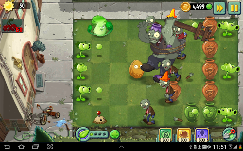 Game Plants vs Zombies™ 2 Free APK for Windows Phone