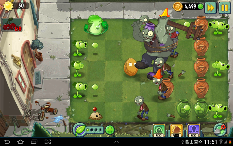 Plants vs Zombies™ 2 Free Screenshot 5