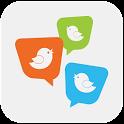 بوستات وتغريدات توييتر icon