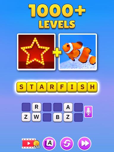 Word Pics ud83dudcf8 - Word Games ud83cudfae apkpoly screenshots 11