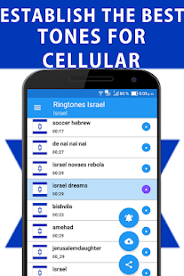 Download Free Israeli Ringtones and Sounds For PC Windows and Mac apk screenshot 2