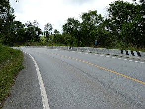 Photo: road Mae Sariang to Chiang Mai - race circuit anyone? :-)