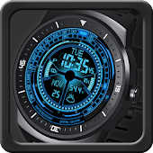 V02 WatchFace for Android Wear