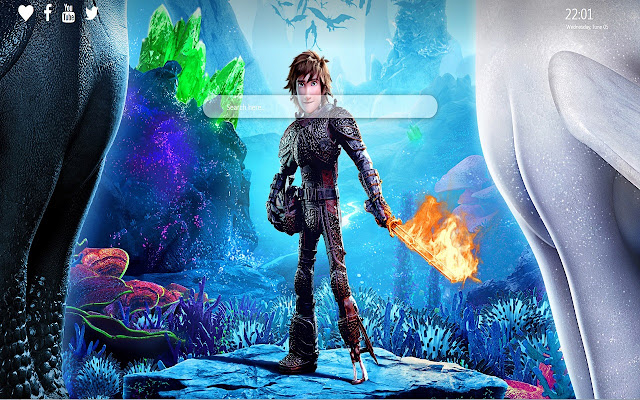 How to Train Your Dragon 3 Wallpapers HD