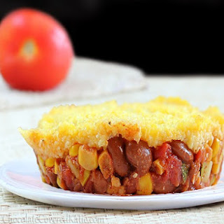 Katie's Mexican Tamale Pies.