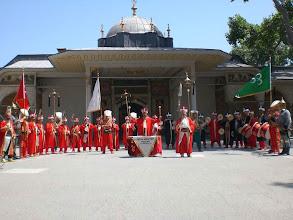 Photo: A Boldogság Kapuja, Topkapi Palace, janicsár, Janicsárok, Isztambul