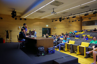 Photo: Live Project Meeting