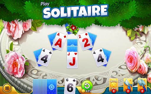 Solitales: Classic Spider & Pyramid Solitaire Game screenshots 2
