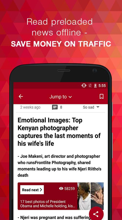 Kenya News TUKO.co.ke- screenshot