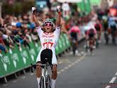 Van der Poel wint vierde rit én neemt leiding in Ronde van Groot-Brittanië
