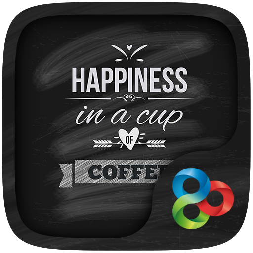 Happiness Go Launcher Theme