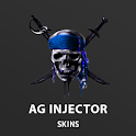 Free Ag Injector - Free Skins Counter icon