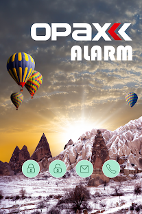 Opax ARD-2545 Alarm Paneli - náhled