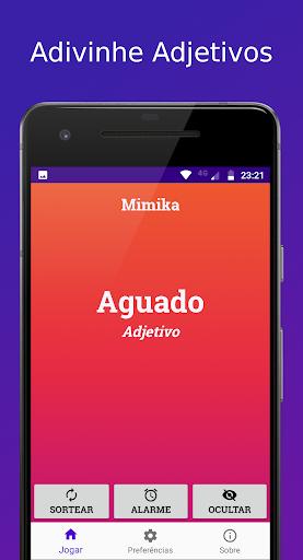 Mimika: Jogo de Adivinha & Mu00edmicas android2mod screenshots 4
