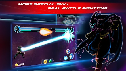 Dragon Shadow Battle Warriors: Super Hero Legend 3
